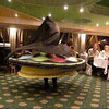 Whirling Dance - onboard a river boat on the River Nile in Cairo, Egypt
