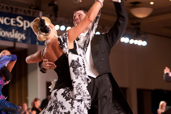 November 2009 BYU Dancesport