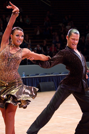 March 2010 Dancesport