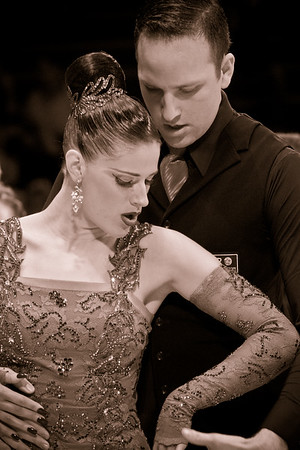 Jen & Andrew Prechampionship Smooth