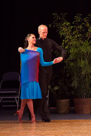 Krista & Scott Cabaret