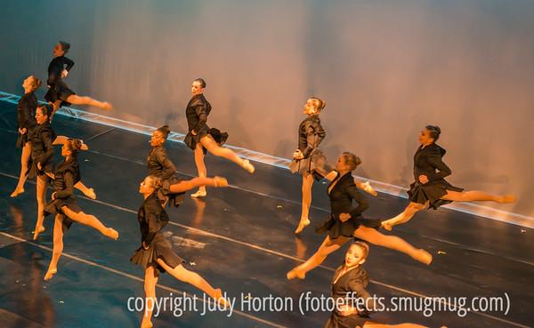 Davis Dance Next Generation Performance, May, 2016