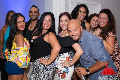 Downtown Salsa Social August 2017