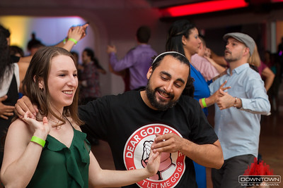 Downtown Salsa Social Feb 2017