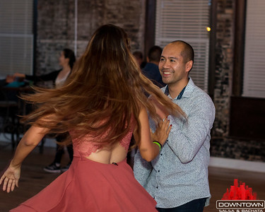 Downtown Salsa Social July 2017