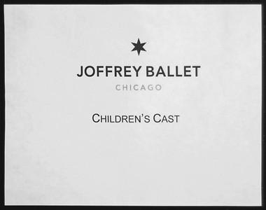 Joffrey Ballet: Nutcracker  2008