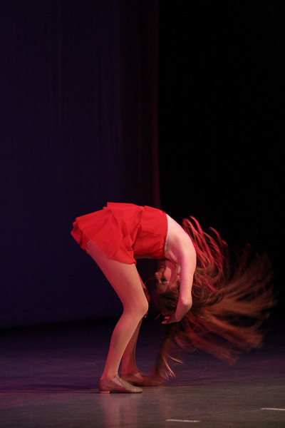 erin's dance recital