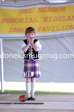 Estes Park Highland Games Primary Dancers