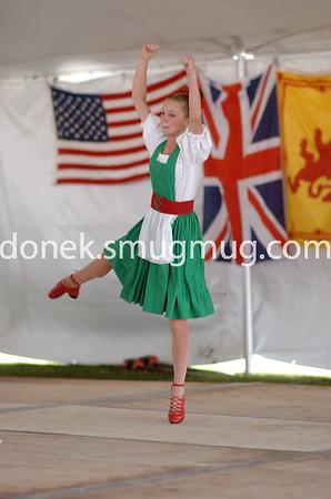 Estes Park highland Dancers Jig