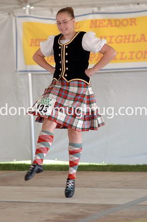 Estes Park highland Dancers Seann Triubhas