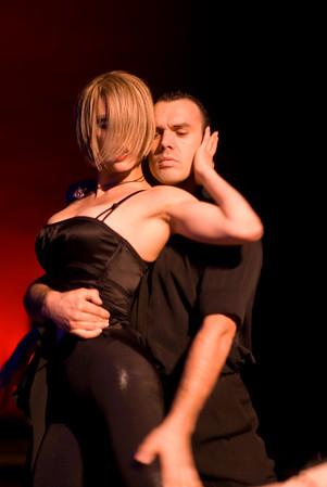 Eva and Patricio
