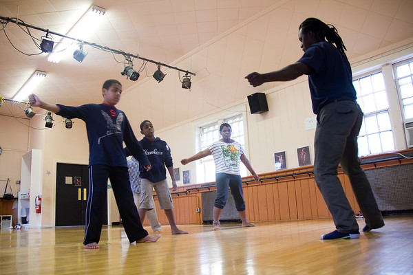 African Dance Family Class