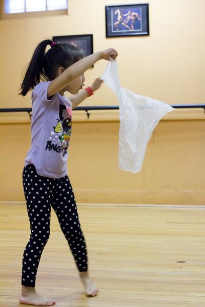 Modern Dance (6-9) - Sarah