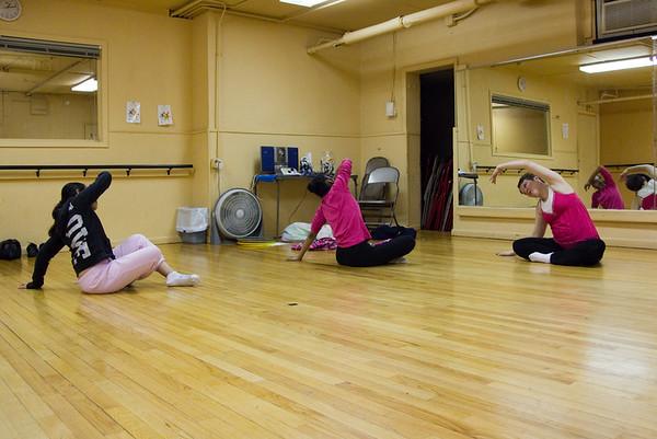 Modern Dance - 9-16 - Sarah