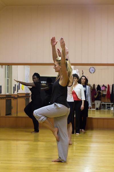 Modern Dance - Jessica