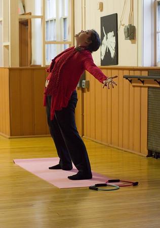 Yoga - Elissa