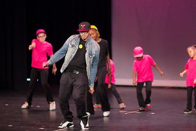 CMDE 2014 Dance-a-thon - 1st Show