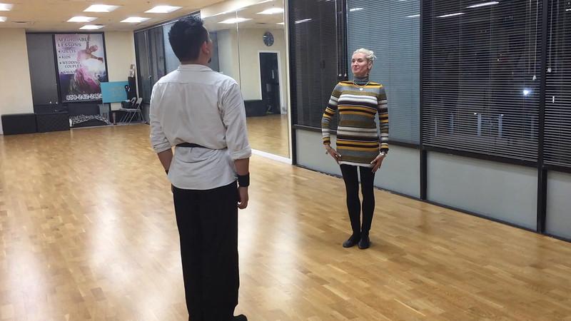 international waltz