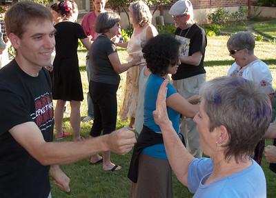 Folk Dance Camp 2010, Sept 19 gleanings