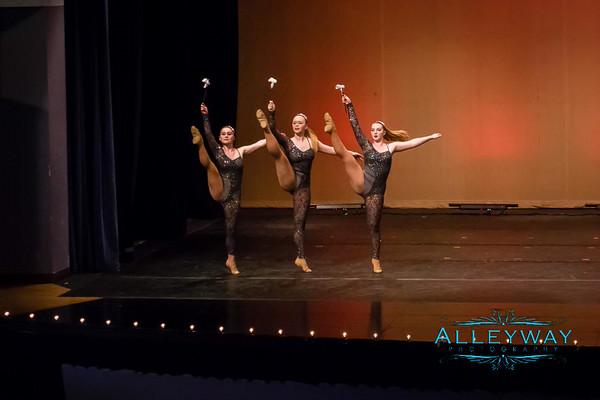 FGDA 2014 Competition Dances
