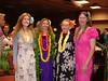 L to R:  Kiane Holderness, Christine Kahea Abbey, Leigh Bell, Beverly Ki'ilei Dye