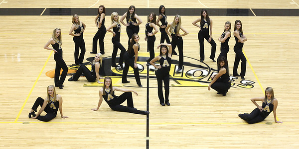 Fall 2011 Dance Team