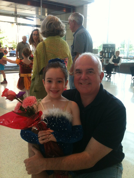 Eismann Center Spring Recital - when the tap shoe sails, the show must go on!