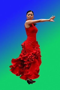 Flamenco by Grabielismo Productions - Photos by Jeff Malet