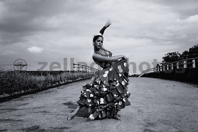 Flamenco Dancer Anita Loynaz