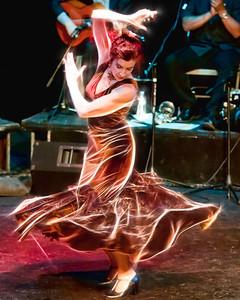 Virginia Iglesias' Flamenco Academy - Soniquete