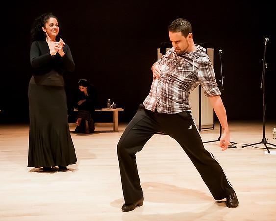 Yaelisa Caminos Flamencos - 10 Por Arriba