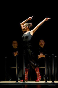 Rafaela Carrasco. Photo courtesy of Jesús Valinnas.