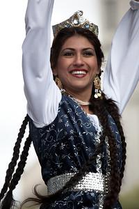 Gavalla Raks (Azeri Drum dance) by Nomad Dancers