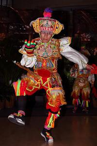 Peruvian Scissor Dance