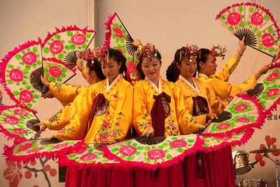 Korean Traditional Dance Troup