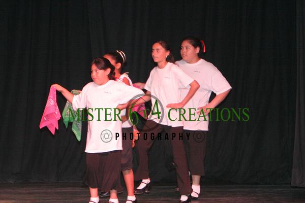 Sunday, April 1 - El Festival de Los Danzantes 2007 - Workshop Recital