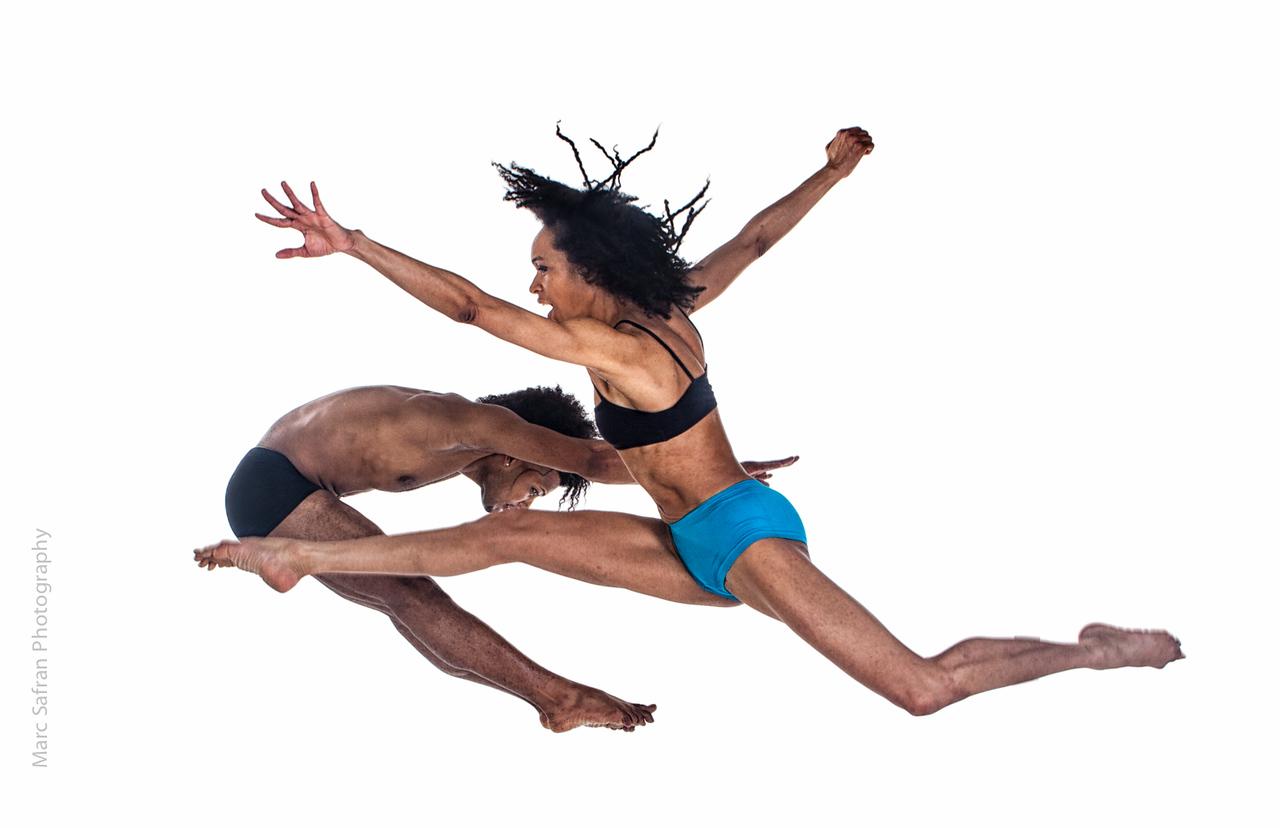Liam Knighten, N'jelle Gage , Future Pointe Dance Company