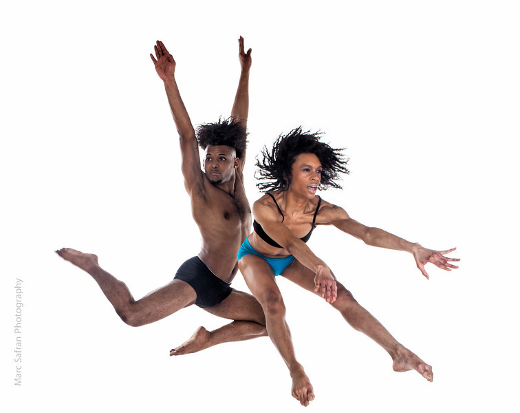 Liam Knightnen, N'jelle Gage , Future Pointe Dance Company