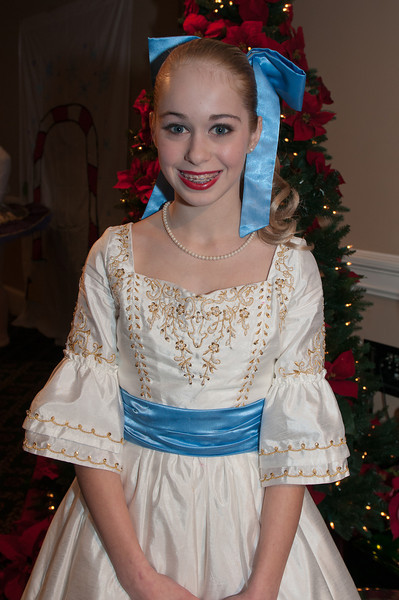 GC Nutcracker 2012 Tea Party Sugar Plum