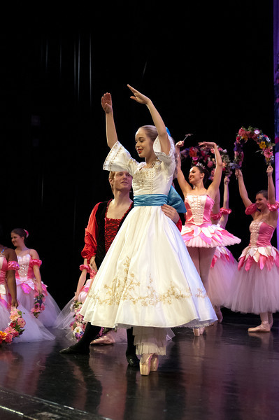 GC Nutcracker 2012 Waltz of the Flowers