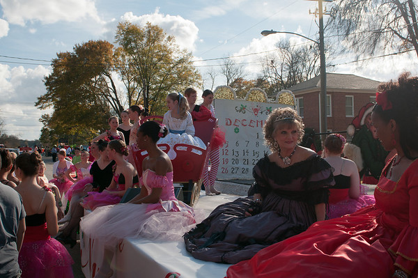 Nutcracker 2012 parade