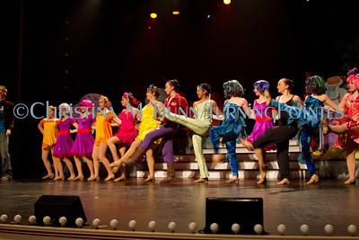 GGSOD Wonderland 2011 Dress Rehearsal