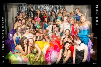 senior girls 2013-2