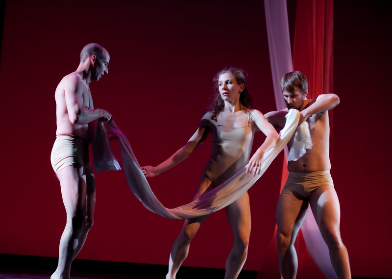 00aFavorite 20091206 Gaspard and Dancers - 3 'Chrysalis' (6543nn, 304p, c2009 Dilip Barman)