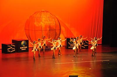 Gayton Dance Around the World
