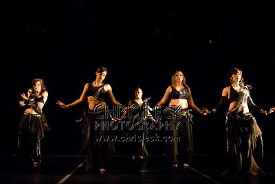 Gemini Project. Choreographer: Dulcinea Myers-Newcomb