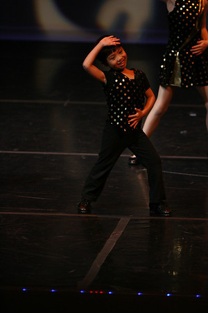 George's dance performance 2008