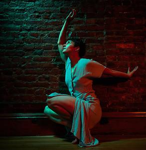 July 19, 2020- Brooklyn, NY   Dancer Georgia Usborne captured in Brooklyn NY  Photographer- Robert Altman Post-production- Robert Altman