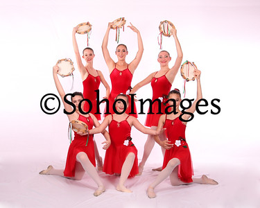Gulf Coast Dancenter Recital Portraits 2016