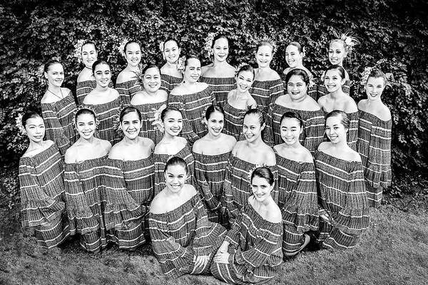 160103 Merrie Monarch Competition Team Program Photo
